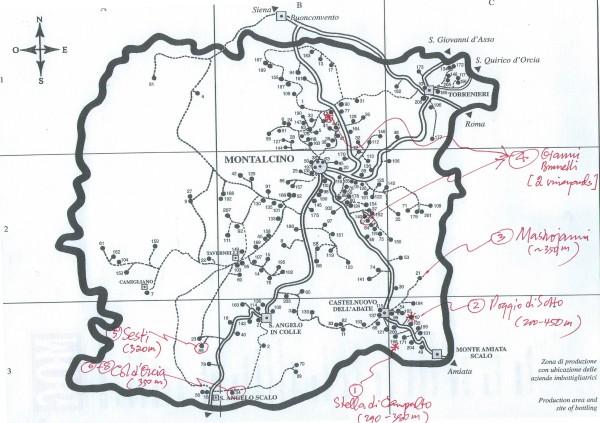 Map of Montalcino-VIPa-2-10