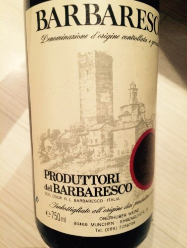 1-Produttori del Barbaresco 1996