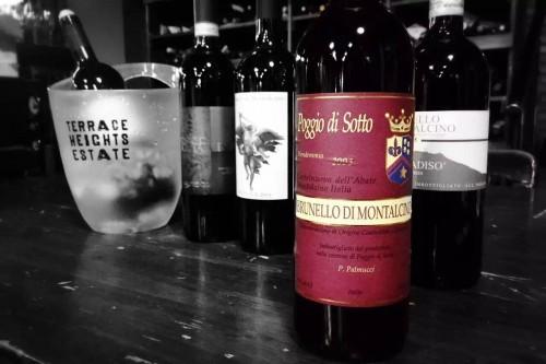 Poggio di Sotto wine