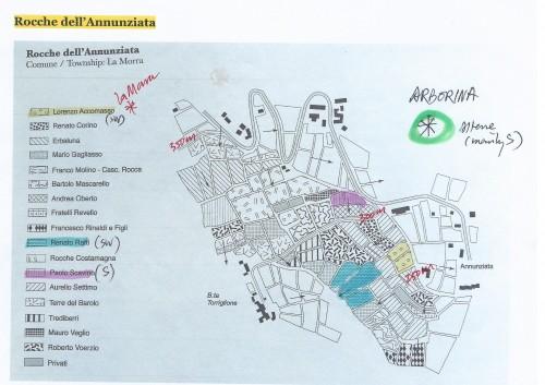 map-Rocche dell'Annunziata